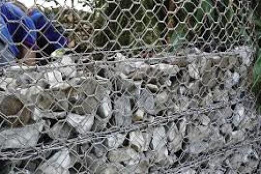 Rọ đá và tác dụng của rọ đá
