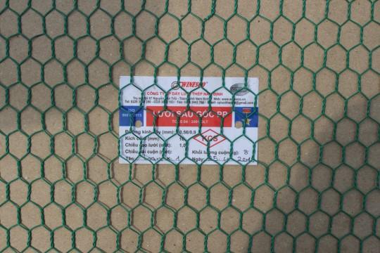 Lưới lục giác ô nhỏ