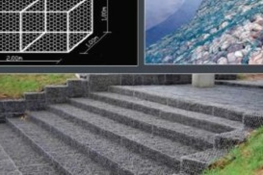 Tiêu chuẩn thiết kế rọ đá